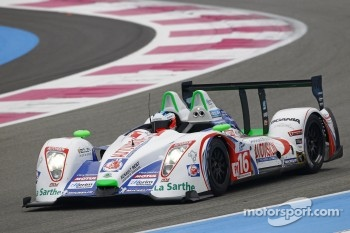 #16 Pescarolo Sport Pescarolo - Judd: Emmanuel Collard, Christophe Tinseau, Julien Jousse