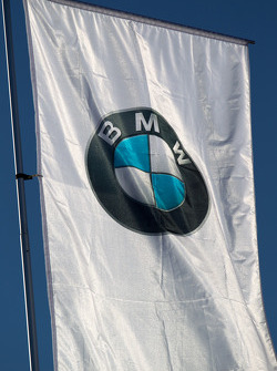 BMW Motorsport flag