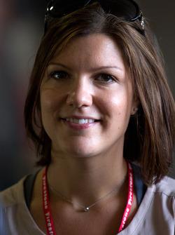 Katherine Legge