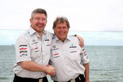 Ross Brawn, Mercedes, Motorsport chief