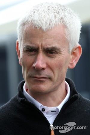 Goef Willis, HRT, Hispania Racing Team