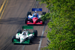 Simona de Silvestro, HVM Racing, Graham Rahal, Service Central Chip Ganassi Racing
