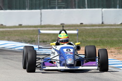 USF2000: Spencer Pigot