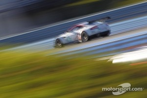 #86 Young Driver AMR Aston Martin Vantage: Tomas Enge, Alex Muller, Christoffer Nygaard
