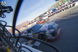 Kevin Harvick, Richard Childress Racing Chevrolet takes the checkered flag