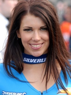 Sophie Fisher, Silverline Chevrolet Grid Girl