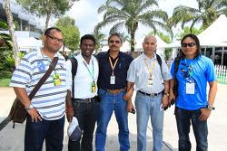 Indian Grand Prix Delegates
