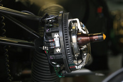 Mercedes GP, Technical detail, brake system