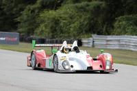 IMSA Foto - #8 Starworks Motorsports ORECA FLM09: Renger van der Zande, Alex Popow