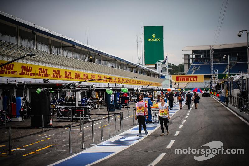 Formula 1 Canlı anlatım: Almanya GP'si 1. antrenman seansı