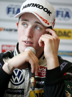 Press conference, Joel Eriksson, Motopark, Dallara F312 - Volkswagen,
