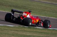Fiorano, test Pirelli
