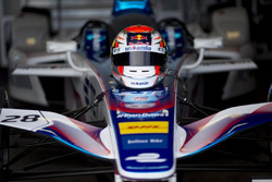 Helmet of Antonio Felix da Costa, Amlin Andretti Formula E Team
