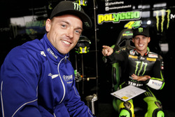 Alex Lowes and Pol Espargaró, Tech 3 Yamaha