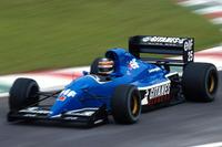 Formule 1 Photos - Thierry Boutsen, Ligier Lamborghini JS37