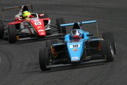 Marcos Siebert, Jenzer Motorsport precede Mick Schumacher, Prema Powerteam
