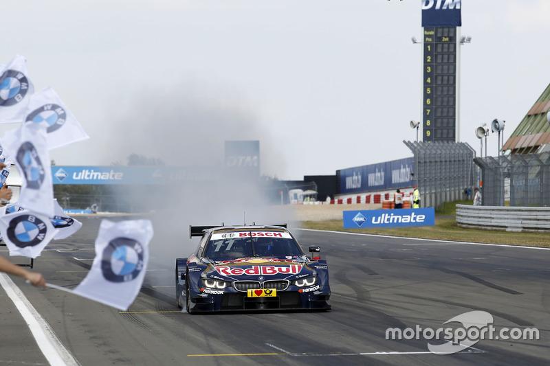 Nürburgring 1: Marco Wittmann (RMG-BMW)