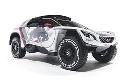 Peugeot 3008 DKR unveiling
