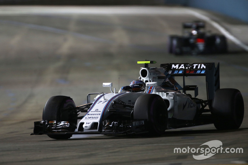 10: Valtteri Bottas, Williams F1 Team