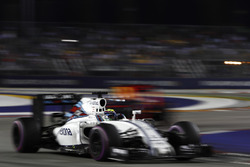 Felipe Massa, Williams FW38 Mercedes