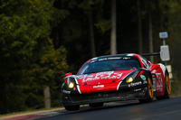 VLN Photos - Mike Jäger, Stephan Köhler, Christian Kohlhaas, Ferrari 458