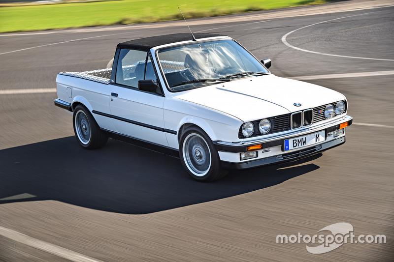 BMW M3 Pickup, Konzeptfahrzeug 1986