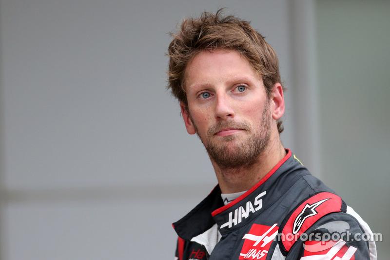 Bestätigt: Romain Grosjean