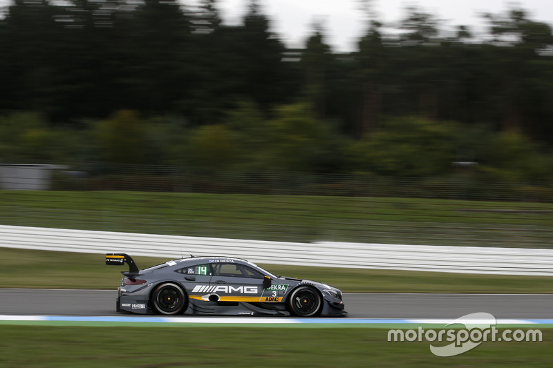 3. Paul di Resta, Mercedes-AMG Team HWA, Mercedes-AMG C63 DTM