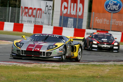 #40 Bas Leinders, Marc Hennerici; Ford GT Matech; Marc VDS Racing Team