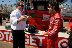 Chip Ganassi and Dario Franchitti, Target Chip Ganassi Racing