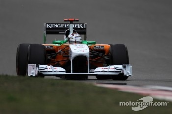 Force India backs Adrian Sutil