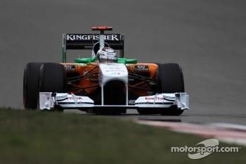 Force India backs Adrian Sutil