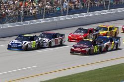 Jimmie Johnson, Hendrick Motorsports Chevrolet, Jeff Gordon, Hendrick Motorsports Chevrolet