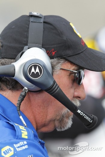 John Medlen, Crew Chief for Ronn Capps