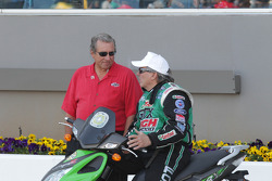 Don Schumacher and John Force