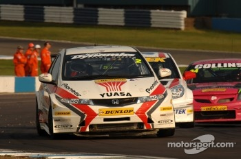 Matt Neal, Honda Racing