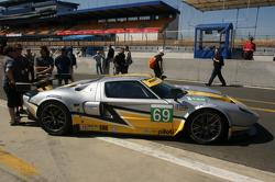 #69 Robertson Racing Ford GT-Doran