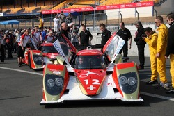 #12 Rebellion Racing Lola B 10/60 Coupe-Toyota