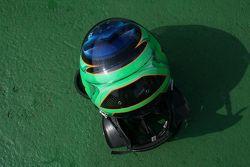 Lucas Foresti's helmet