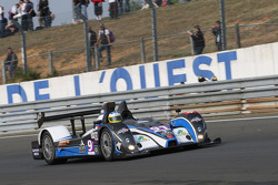 #91 Hope Racing Oreca: Luca Moro, Zhang Shan Qi, Nicolas Marroc