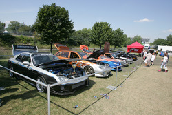 Tuning exhibition at Circuit Gilles-Villeneuve