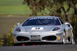 #14 Ferrari of San Diego Ferrari 458 Challenge: Mike LaMarra