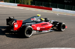 #10Comtec Racing: Daniel De Jong