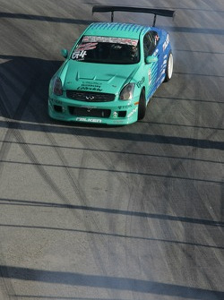 Drifting demonstration