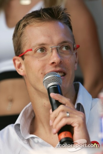 Ford Racing Festival on Crescent street: Sébastien Bourdais