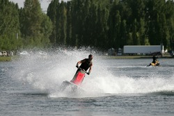 A Sea-Doo demonstration