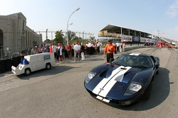 A Ford GT