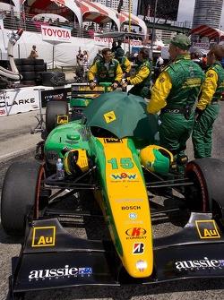 Car of Simon Pagenaud