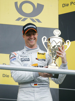 Third place Ralf Schumacher, Team HWA AMG Mercedes
