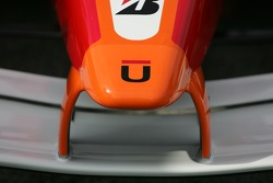 Nose cone of the RuSport Panoz DP01